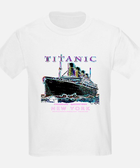 Unique Vintage white star line 1912 T-Shirt