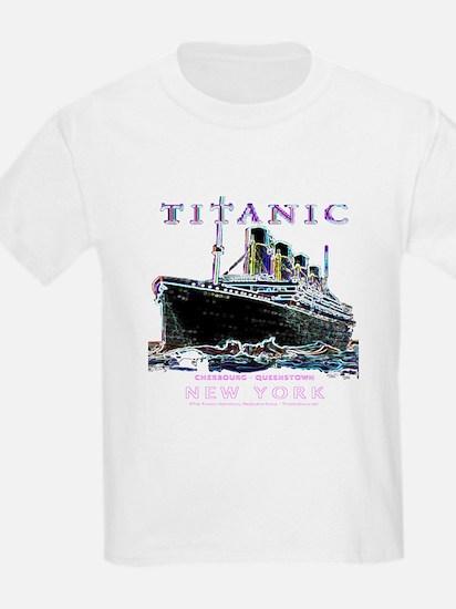 Unique Titanic historical research guild T-Shirt