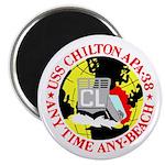 "USS Chilton (APA 38) 2.25"" Magnet (10 pack)"