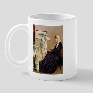 Mom's Llama Mug