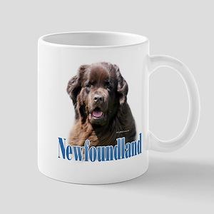 Newf(brown)Name Mug