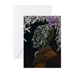 Lord Horror Greeting Cards (Pk of 10)