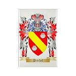 Pischel Rectangle Magnet (100 pack)