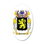 Pirpamer 20x12 Oval Wall Decal