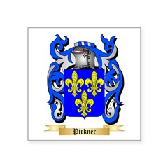 Pirkner Square Sticker 3