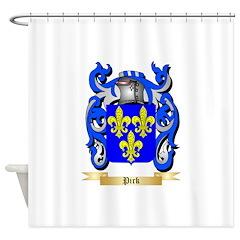 Pirk Shower Curtain