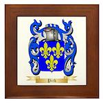 Pirk Framed Tile