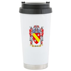 Pirelli Stainless Steel Travel Mug