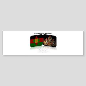 Royal Legacy Sticker (Bumper)