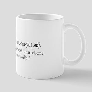 Metralla Mug