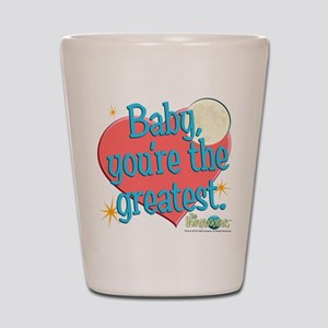 The Honeymooners: Baby You're The Great Shot Glass