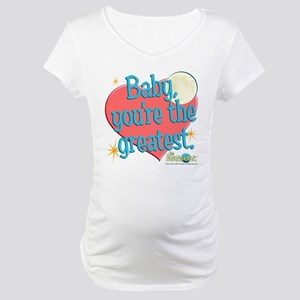 The Honeymooners: Baby You're Th Maternity T-Shirt