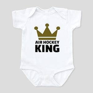 Air hockey King Infant Bodysuit