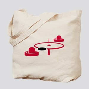 Air hockey Tote Bag