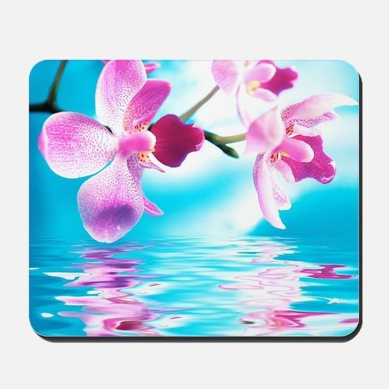 Beautiful Orchids Mousepad