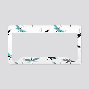 Dragonfly License Plate Holder