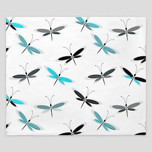 Dragonfly King Duvet