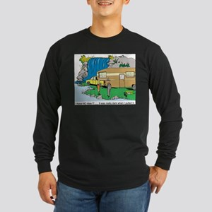 Don't know how i got here Long Sleeve T-Shirt