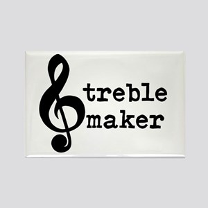 Treble Maker T-shirt Magnets