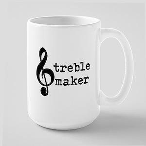 Treble Maker T-shirt Mugs