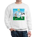 Timmy Cow Fetch Sweatshirt