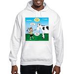 Timmy Cow Fetch Hooded Sweatshirt