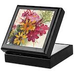 Harvest Bouquet Keepsake Box