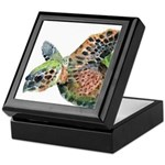 Sea Turtle 5 Keepsake Box