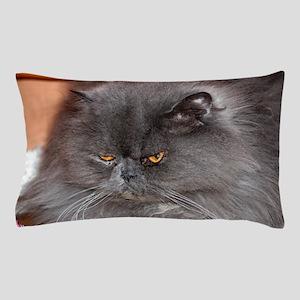 persian blue Pillow Case
