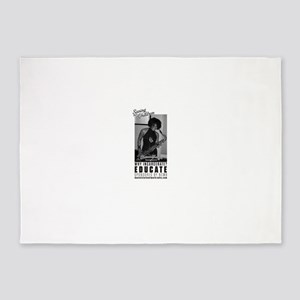 SHARON THOMAS 5'x7'Area Rug
