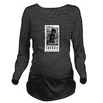 SHARON THOMAS Long Sleeve Maternity T-Shirt
