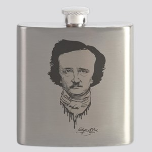 Signed Poe Flask
