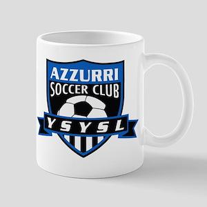 Azzurri Logo Mugs