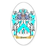 Pipson Sticker (Oval)