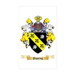 Pipping Sticker (Rectangle 10 pk)