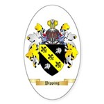 Pipping Sticker (Oval 10 pk)