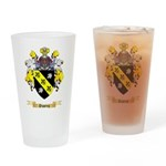 Pipping Drinking Glass