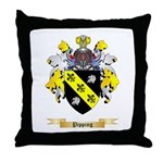 Pipping Throw Pillow