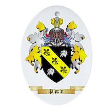 Pippin Oval Ornament