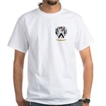 Pipester White T-Shirt