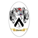Pipester Sticker (Oval 50 pk)