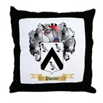 Pipester Throw Pillow