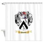 Pipester Shower Curtain