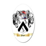 Piper 35x21 Oval Wall Decal