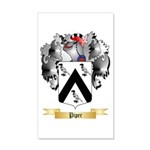 Piper 20x12 Wall Decal