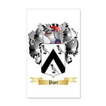 Piper 35x21 Wall Decal