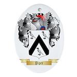 Piper Oval Ornament