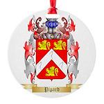 Pipard Round Ornament