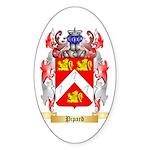 Pipard Sticker (Oval 50 pk)