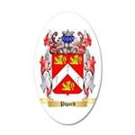 Pipard 35x21 Oval Wall Decal
